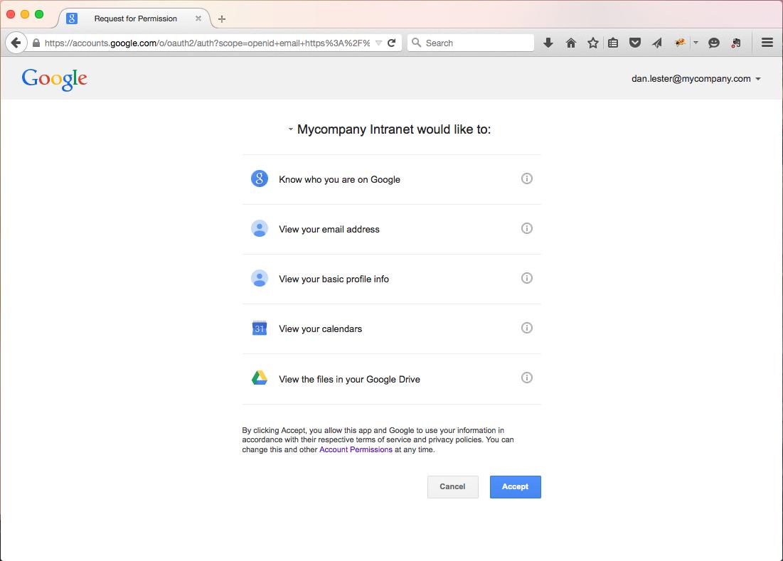 Google Apps Login for WordPress | WPg