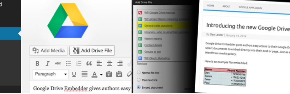 Embedding Google Drive docs in a WordPress site | WPg