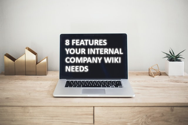 Internal company Wiki