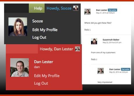 Google Profile Avatars for WordPress